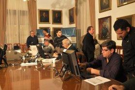Se organizó un operativo para el escrutinio de las PASO