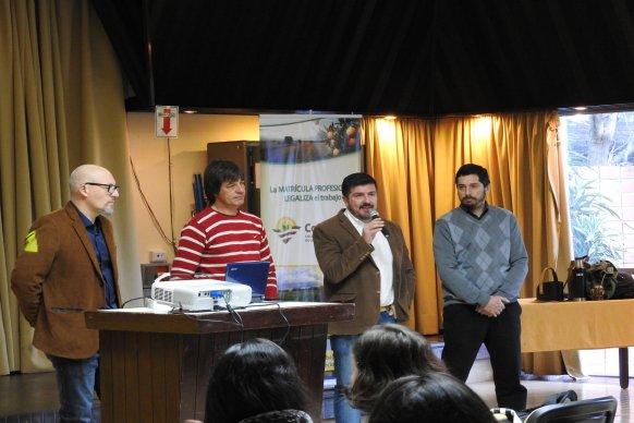 La provincia busca resolver el tratamiento de efluentes orgánicos de granjas