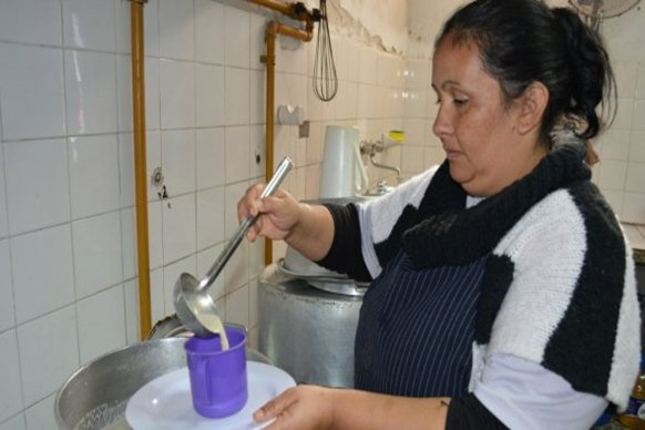 Personal de comedores del departamento Federación se capacitará en buenas prácticas