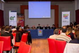 Gualeguaychú fue sede del segundo encuentro de Integración Cooperativa y Mutual de Entre Ríos