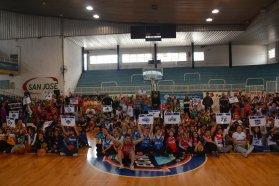 Se realizó el Draft del programa Jr. NBA en Paraná