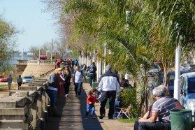 Con un 70 por ciento de ocupación, Entre Ríos fue uno de los destinos más elegidos