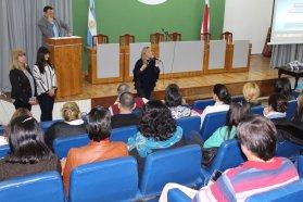 Se realizó el segundo encuentro provincial para bibliotecarios escolares
