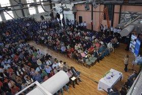El gobierno beca a 9.000 jóvenes en el departamento Paraná