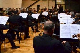 La Sinfónica se presentará en Villa Libertador San Martín