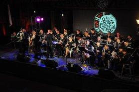 La Banda de Música de la Policía de Entre Ríos participó del Patio del Litoral en Cosquín