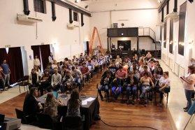 Adolescentes de Residencias del Copnaf participaron de la Muestra TICA