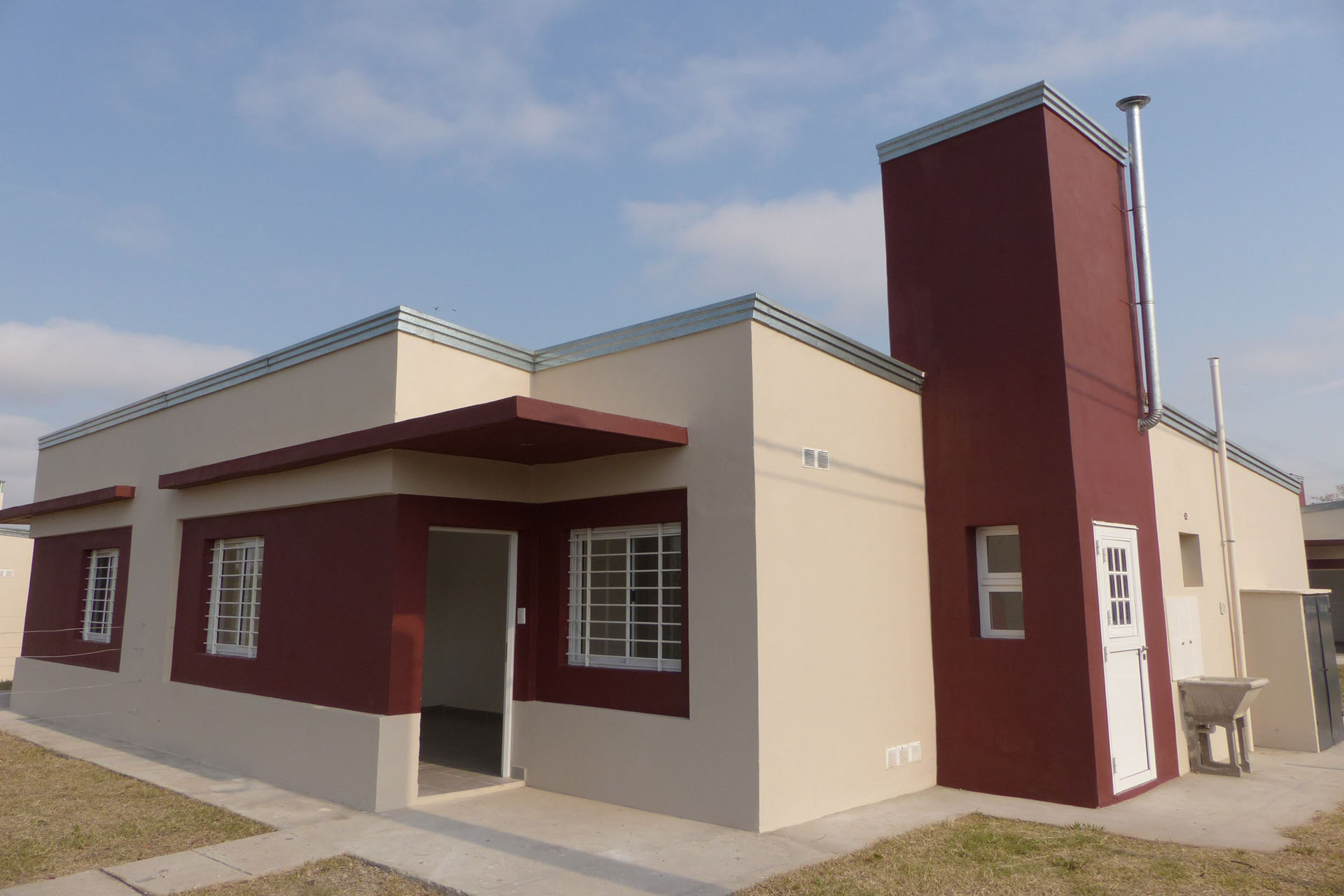 .Exponen el padrón provisorio para el sorteo de viviendas del IAPV en Don Cristóbal Segundo.