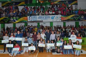 La provincia celebra la Final de los Juegos Evita de hockey sobre césped y handball en Concordia