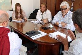 Salud acordó trabajar junto a Pami Concordia