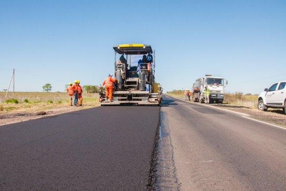 Rehabilitarán un tramo de la ruta provincial N°26 entre Victoria y Nogoyá
