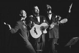 Trio Bolerístico Genial despide sus Canciones para Bailar Sonrientes y Apretadicos