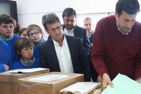 Se conocieron las ofertas para el nuevo edificio de la escuela técnica N° 4 de Larroque