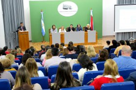 Se presentó el Sistema de Oposición para el concurso de secretarios