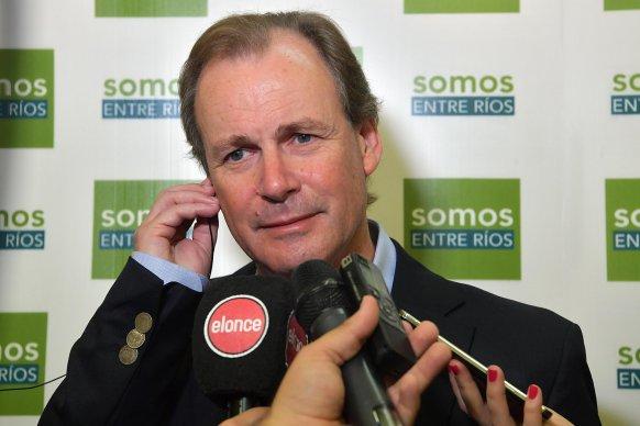Bordet anunció que convocará a todas las fuerzas políticas por la provincialización de Salto Grande