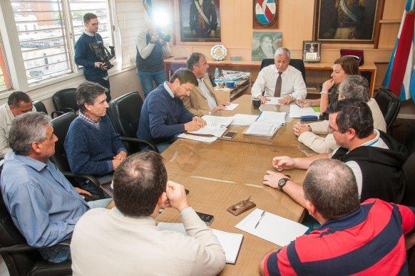 Vialidad coordina nuevas tareas con el municipio de Concepción del Uruguay