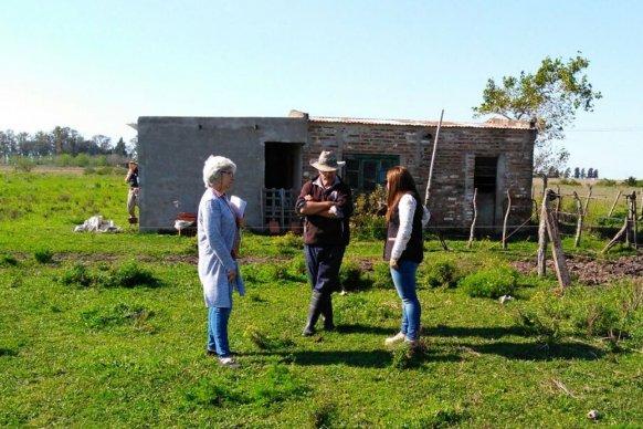 Impulsan proyectos productivos para organizaciones de la agricultura familiar