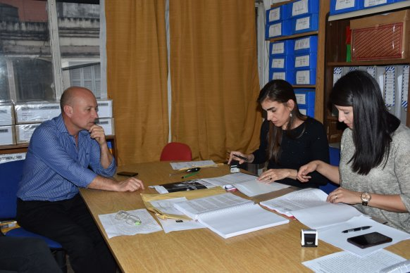 Abrieron los sobres para la ampliación y refacción del nivel incial de una escuela en Lucas González