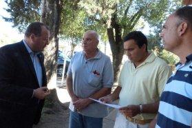 Reestructuran funciones para optimizar la gestión del hospital y hogar de ancianos de San Gustavo