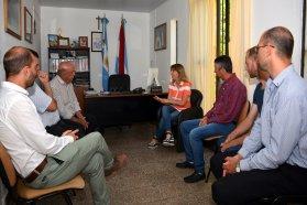 Crece el trabajo articulado entre la provincia y los municipios