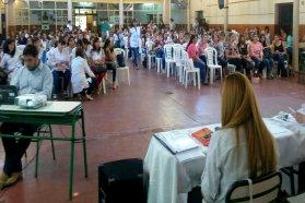Más de 250 docentes de Paraná titularizarán su cargo desde este miércoles