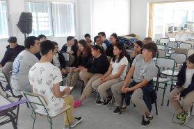 Alumnos de Concordia trabajaron sobre discriminación y falta de atención