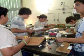 """Landó resaltó la labor de las escuelas técnicas """"vinculando los alumnos con la producción y la cultura del trabajo"""""""