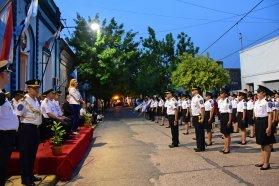 Egresaron 41 mujeres policías de la Escuela de Suboficiales de Rosario del Tala