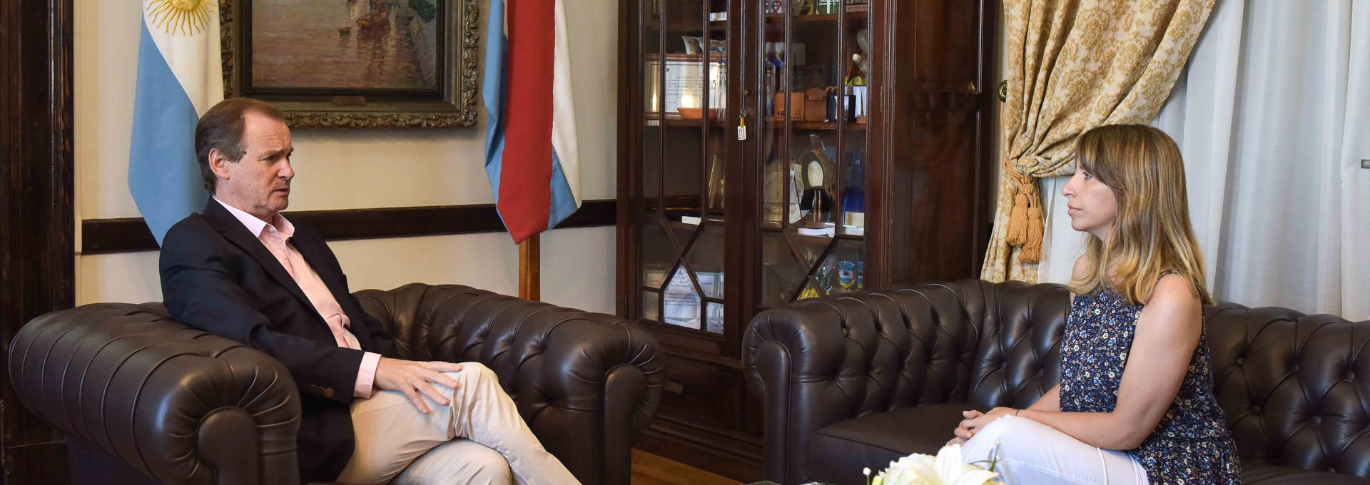- El gobernador Gustavo Bordet trabaja en intensificar desde el Ministerio de Desarrollo Social la generación de herramientas de desarrollo, más allá de mitigar las situaciones de desigualdad