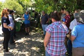 Evaluadores de la ONU destacan el proyecto ambiental de conservación de suelos de Entre Ríos