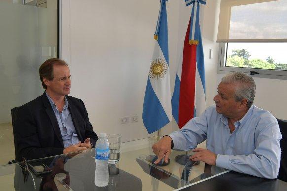 Se inicia en enero la obra de la Defensa Norte de Concepción del Uruguay