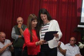 Asumió la nueva directora del hospital Francisco Ramírez de Feliciano