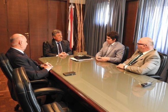 La Provincia gestiona acuerdos con el Banco Entre Ríos