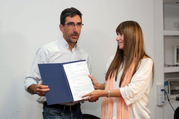 Marcelo Itharte es el nuevo director del hospital San Roque de Paraná