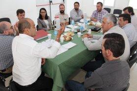 Ambiente y municipios de la Microregión proyectan una nueva etapa del Plan de Gestión de Residuos