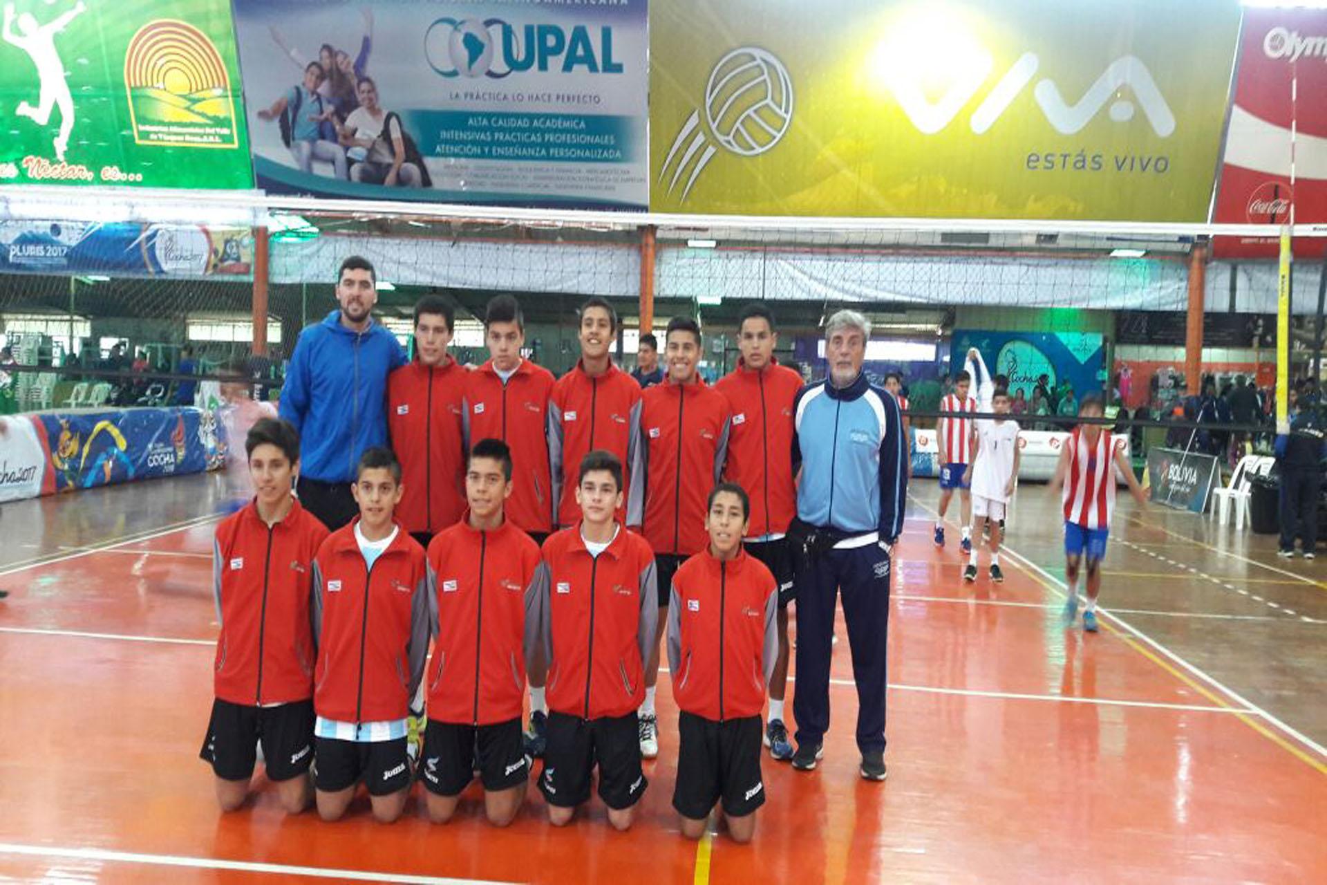 .Los entrerrianos volvieron a ganar en los XXIII Juegos Sudamericanos Escolares en Bolivia.