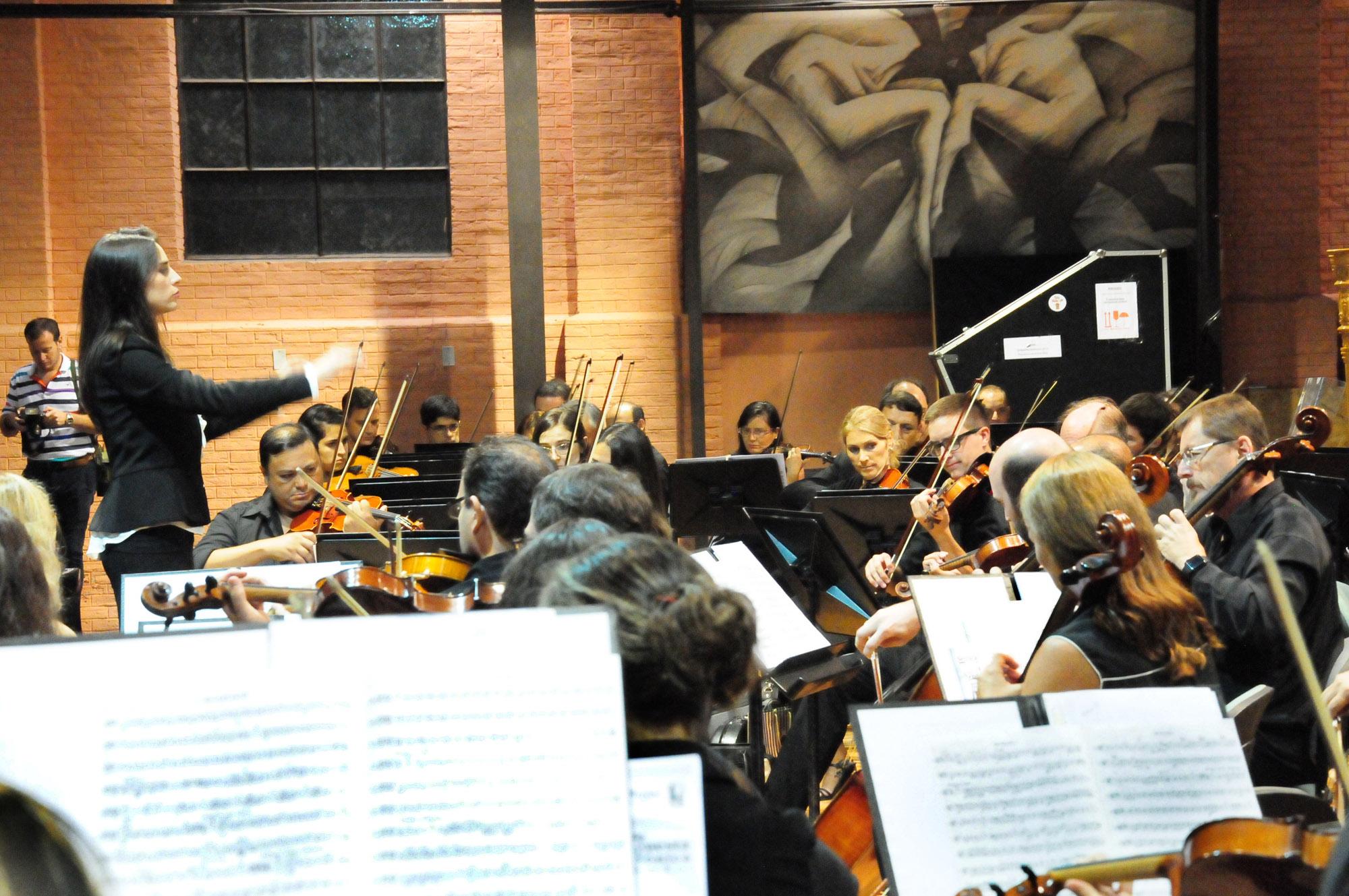 .La Orquesta Sinfónica se presentará en la Parroquia San Miguel.