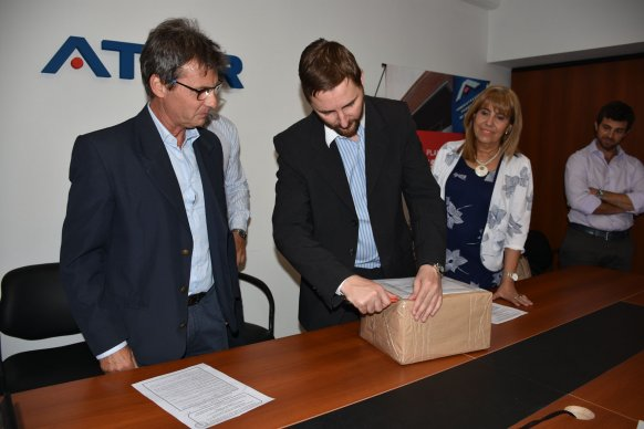 Se conocieron las ofertas para ampliar y refuncionalizar el edificio de la Administradora Tributaria de Entre Ríos