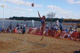 Con buena actuación de Entre Ríos, finalizaron los II Juegos Argentinos de Playa