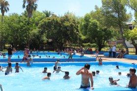 Más de 200 chicos disfrutan de actividades de verano en el Centro de Educación Física Nº5 de Paraná