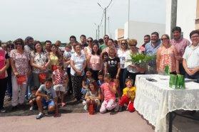 Una nueva entrega de viviendas benefició a 10 familias de General Galarza
