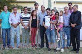 Se entregaron veinte nuevas viviendas del IAPV en Puerto Yeruá