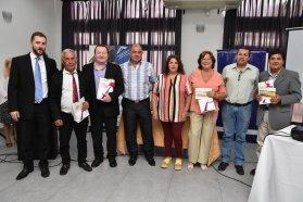 ATER homenajeó a trabajadores con 30 años de servicio