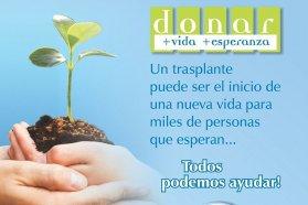 Entre Ríos cierra 2017 con alto índice de donación de órganos y tejidos