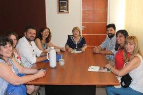 El CGE dio continuidad a la Escuela de Arte municipal en Federal