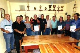 El gobierno provincial entregó aportes a clubes de Colón