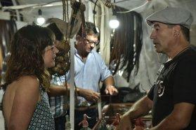Se inauguró la 47° Fiesta Nacional de Jineteada y Folklore de Diamante