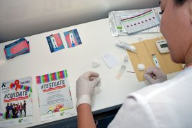 Se garantiza en forma permanente la detección rápida y temprana del VIH