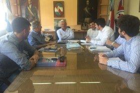 La provincia acompaña el desarrollo productivo de Concepción del Uruguay