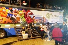 Con récord de público, se desarrolló la tercera noche del festival de folklore de Diamante